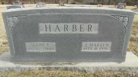 HARBER, MARY E. - Fulton County, Arkansas | MARY E. HARBER - Arkansas Gravestone Photos
