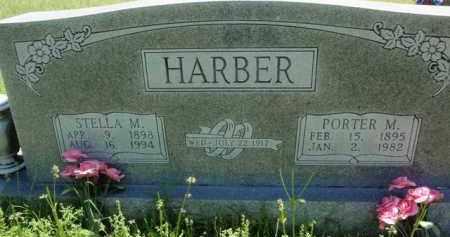 HARBER, PORTER M - Fulton County, Arkansas | PORTER M HARBER - Arkansas Gravestone Photos