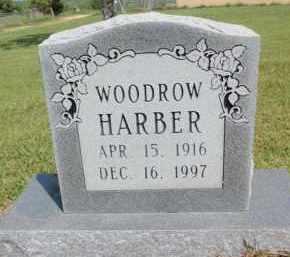 HARBER, WOODROW - Fulton County, Arkansas | WOODROW HARBER - Arkansas Gravestone Photos