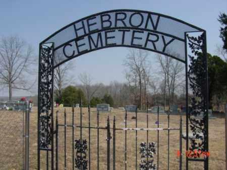 *HEBRON CEMETERY GATE,  - Fulton County, Arkansas    *HEBRON CEMETERY GATE - Arkansas Gravestone Photos