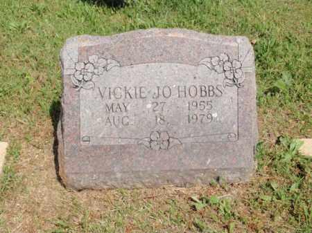 HOBBS, VICKIE JO - Fulton County, Arkansas | VICKIE JO HOBBS - Arkansas Gravestone Photos