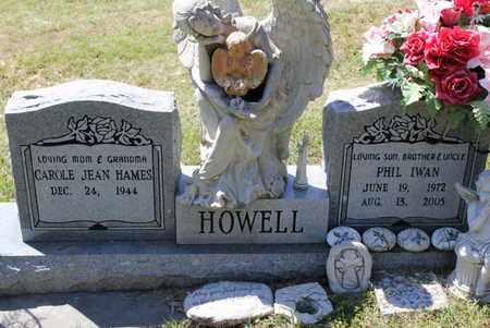 HOWELL, PHIL IWAN - Fulton County, Arkansas | PHIL IWAN HOWELL - Arkansas Gravestone Photos