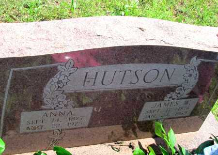 HUTSON, ANNA - Fulton County, Arkansas | ANNA HUTSON - Arkansas Gravestone Photos