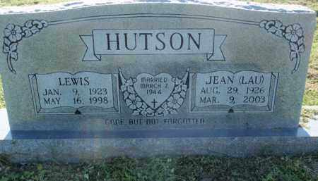 HUTSON, JEAN - Fulton County, Arkansas | JEAN HUTSON - Arkansas Gravestone Photos