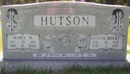 HUTSON, NANCY M - Fulton County, Arkansas   NANCY M HUTSON - Arkansas Gravestone Photos