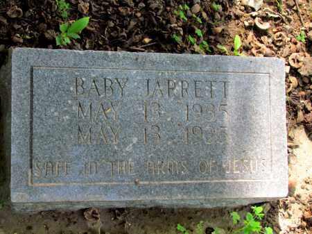 JARRETT, BABY - Fulton County, Arkansas | BABY JARRETT - Arkansas Gravestone Photos