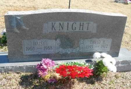 KNIGHT, DAVID HOMER - Fulton County, Arkansas | DAVID HOMER KNIGHT - Arkansas Gravestone Photos