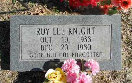 KNIGHT, ROY LEE - Fulton County, Arkansas   ROY LEE KNIGHT - Arkansas Gravestone Photos