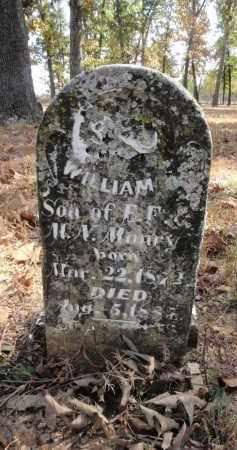 MANRY, WILLIAM - Fulton County, Arkansas | WILLIAM MANRY - Arkansas Gravestone Photos