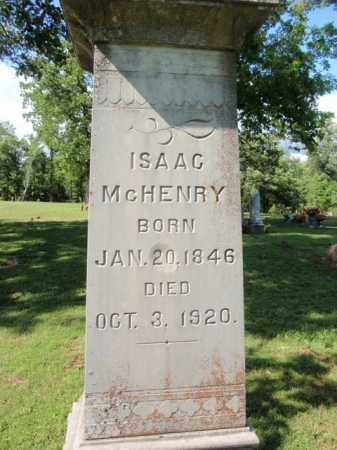 MC HENRY, ISAAC C - Fulton County, Arkansas | ISAAC C MC HENRY - Arkansas Gravestone Photos