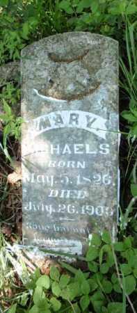 MICHAELS, MARY - Fulton County, Arkansas | MARY MICHAELS - Arkansas Gravestone Photos