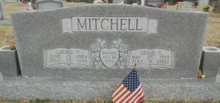 MITCHELL, LESLIE GEORGE - Fulton County, Arkansas | LESLIE GEORGE MITCHELL - Arkansas Gravestone Photos
