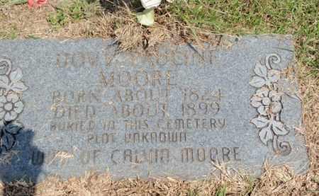 MOORE, DOVY PAULINE - Fulton County, Arkansas | DOVY PAULINE MOORE - Arkansas Gravestone Photos