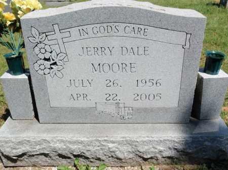 MOORE, JERRY DALE - Fulton County, Arkansas   JERRY DALE MOORE - Arkansas Gravestone Photos