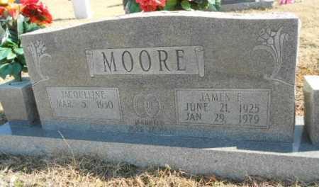 MOORE, JAMES FREDRICK - Fulton County, Arkansas | JAMES FREDRICK MOORE - Arkansas Gravestone Photos