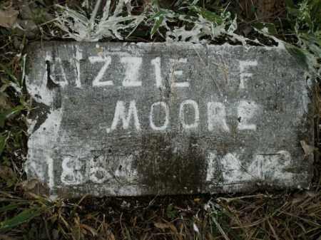 MOORE, LIZZIE - Fulton County, Arkansas | LIZZIE MOORE - Arkansas Gravestone Photos