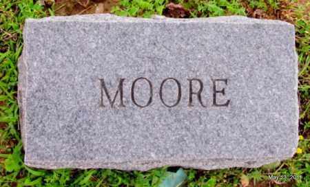 MOORE, UNKNOWN - Fulton County, Arkansas | UNKNOWN MOORE - Arkansas Gravestone Photos