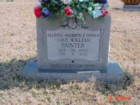 PAINTER, JAKE WILLIAM - Fulton County, Arkansas | JAKE WILLIAM PAINTER - Arkansas Gravestone Photos