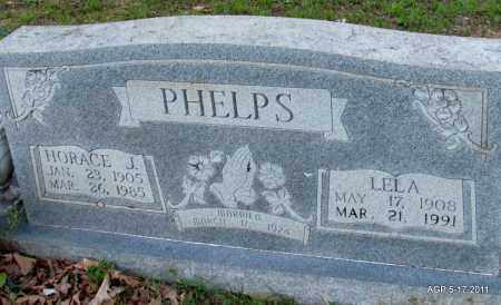 PHELPS, HORACE J - Fulton County, Arkansas   HORACE J PHELPS - Arkansas Gravestone Photos