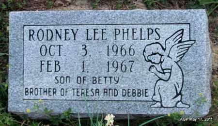 PHELPS, RODNEY LEE - Fulton County, Arkansas | RODNEY LEE PHELPS - Arkansas Gravestone Photos