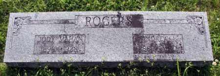 ROGERS, ANDREW J - Fulton County, Arkansas | ANDREW J ROGERS - Arkansas Gravestone Photos
