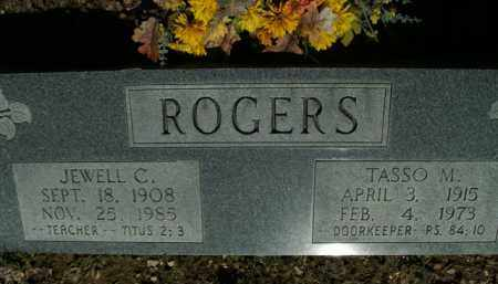 ROGERS, JEWELL C - Fulton County, Arkansas | JEWELL C ROGERS - Arkansas Gravestone Photos