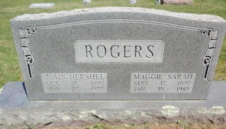 ROGERS, MAGGIE SARAH - Fulton County, Arkansas | MAGGIE SARAH ROGERS - Arkansas Gravestone Photos