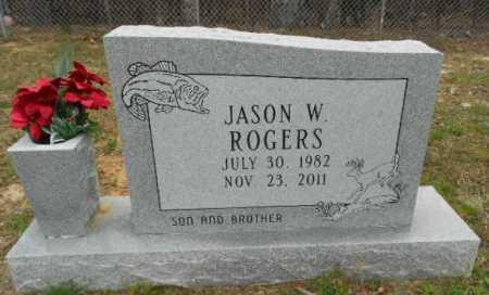 ROGERS, JASON WAYNE - Fulton County, Arkansas | JASON WAYNE ROGERS - Arkansas Gravestone Photos