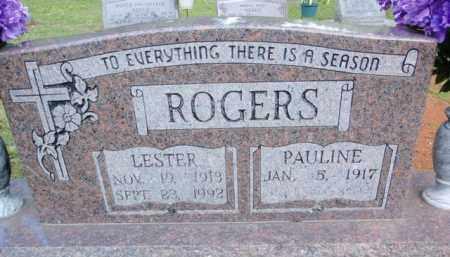 ROGERS, PAULINE - Fulton County, Arkansas | PAULINE ROGERS - Arkansas Gravestone Photos