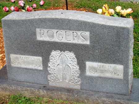 ROGERS, MARY - Fulton County, Arkansas | MARY ROGERS - Arkansas Gravestone Photos