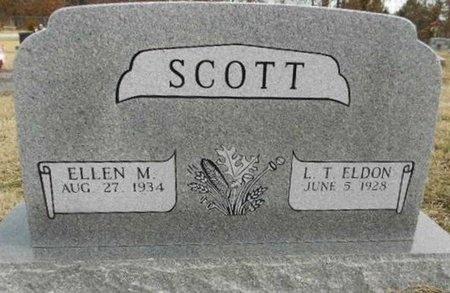 SCOTT, ELLEN MARIE (OBIT) - Fulton County, Arkansas | ELLEN MARIE (OBIT) SCOTT - Arkansas Gravestone Photos