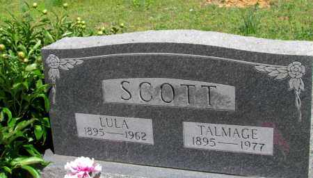 SCOTT, LULA - Fulton County, Arkansas | LULA SCOTT - Arkansas Gravestone Photos