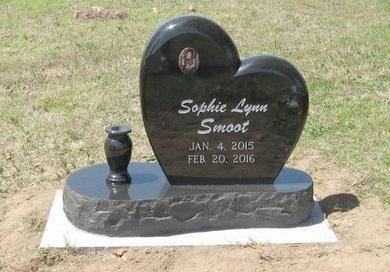SMOOT, SOPHIE LYNN (OBIT) - Fulton County, Arkansas | SOPHIE LYNN (OBIT) SMOOT - Arkansas Gravestone Photos