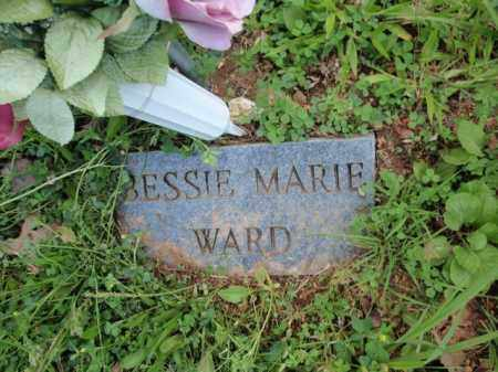 WARD, BESSIE MARIE - Fulton County, Arkansas   BESSIE MARIE WARD - Arkansas Gravestone Photos