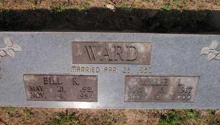 WARD, MILLIE L - Fulton County, Arkansas | MILLIE L WARD - Arkansas Gravestone Photos