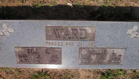WARD, BILL R - Fulton County, Arkansas | BILL R WARD - Arkansas Gravestone Photos
