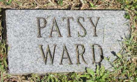 WARD, PATSY - Fulton County, Arkansas   PATSY WARD - Arkansas Gravestone Photos