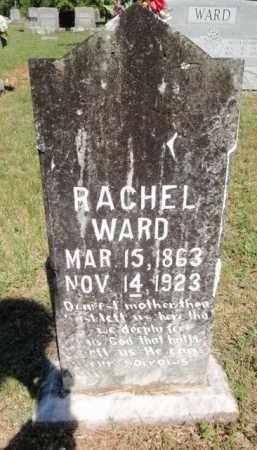 WARD, RACHEL - Fulton County, Arkansas   RACHEL WARD - Arkansas Gravestone Photos