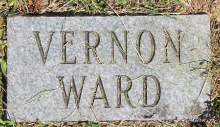 WARD, VERNON - Fulton County, Arkansas   VERNON WARD - Arkansas Gravestone Photos
