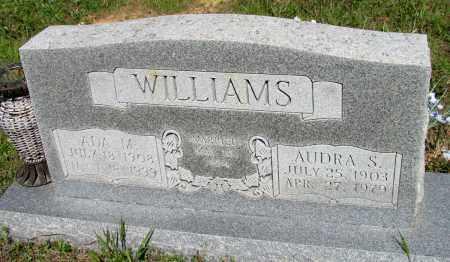 WILLIAMS, ADA M - Fulton County, Arkansas | ADA M WILLIAMS - Arkansas Gravestone Photos