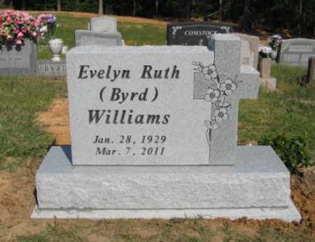WILLIAMS, EVELYN RUTH - Fulton County, Arkansas | EVELYN RUTH WILLIAMS - Arkansas Gravestone Photos