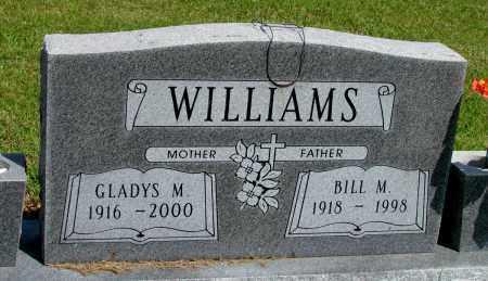 WILLIAMS, GLADYS M - Fulton County, Arkansas | GLADYS M WILLIAMS - Arkansas Gravestone Photos