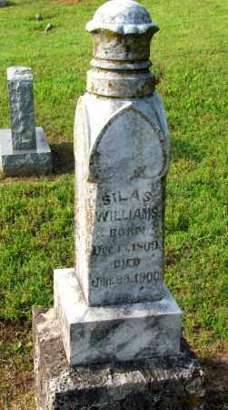 WILLIAMS, SILAS - Fulton County, Arkansas | SILAS WILLIAMS - Arkansas Gravestone Photos