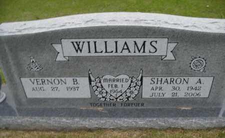 WILLIAMS, SHARON A - Fulton County, Arkansas   SHARON A WILLIAMS - Arkansas Gravestone Photos