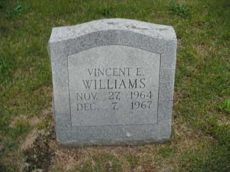 WILLIAMS, VINCENT E - Fulton County, Arkansas | VINCENT E WILLIAMS - Arkansas Gravestone Photos