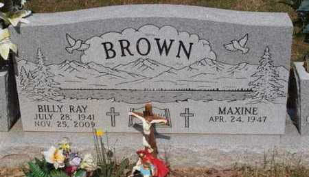BROWN, BILLY RAY - Garland County, Arkansas | BILLY RAY BROWN - Arkansas Gravestone Photos
