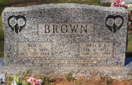 BROWN, DELLA S - Garland County, Arkansas | DELLA S BROWN - Arkansas Gravestone Photos