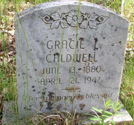 CALDWELL, GRACIE L. - Garland County, Arkansas | GRACIE L. CALDWELL - Arkansas Gravestone Photos
