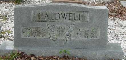 CALDWELL, WALTER S. - Garland County, Arkansas | WALTER S. CALDWELL - Arkansas Gravestone Photos