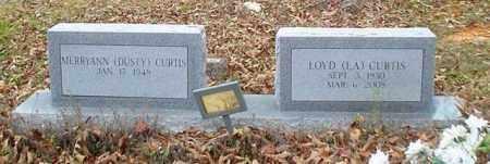CURTIS, LOYD - Garland County, Arkansas | LOYD CURTIS - Arkansas Gravestone Photos